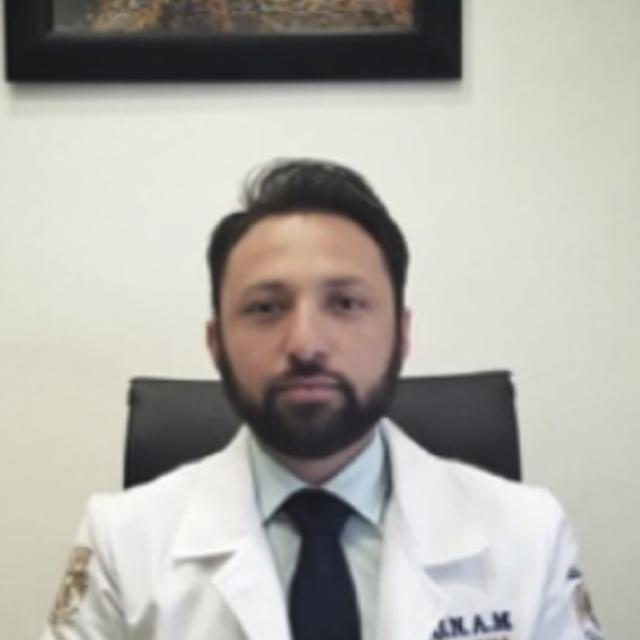 Dr. Diego Pineda Martínez